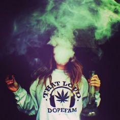sweater tumblr dope smoking crewneck blanc smoke weed pullover marijuana dopefam sweatshirt asap shirt weed shirt t-shirt dope fam that loud blouse grey hoodie swag dopesfam grey sweater