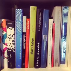 good graphic design and typography books in my collection