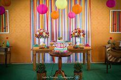 Colors party! Apaixonada!