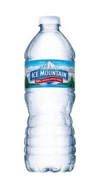 High Sodium Drinking Water
