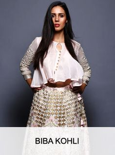 Balance by Rohit Bal is a brainchild of eminent designer Rohit Bal. His sense of aesthetic is finely honed and handcrafted to perfection.