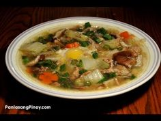 Hototay Soup Recipe