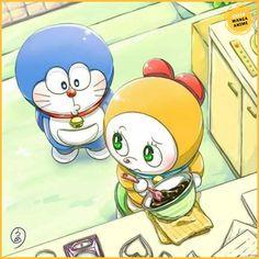Medicom VCD-231 Magical Girl Shizuka  Vinyl Figure from Doraemon
