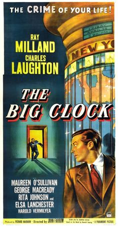 Turner Classic Movies presents the greatest motion pictures of all time from one of the largest film libraries in the world. Find video, photos, forums, and much more for some of the best movies ever made only at TCM! Old Movie Posters, Classic Movie Posters, Cinema Posters, Movie Poster Art, 1940s Movies, Old Movies, Vintage Movies, Classic Film Noir, Classic Films