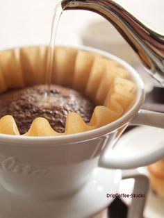 Koffie: momentje om even helemaal tot jezelf te komen *Coffee: Me-time ~Zoals vroeger: opschenken met een filter...~
