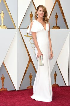 See all the red carpet looks from this year's Oscars.