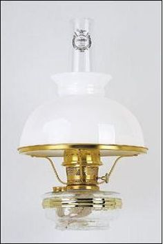 Aladdin Mantle Lamp - wall mount
