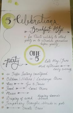 Bullet Journal, Party, Receptions, Direct Sales Party