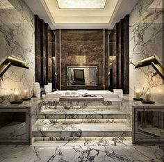 Luxury Marble floors Rate it 1/10 ! - Like or comment - Visit us at: Www.DDenDevelopments.com .  Credits belong to the owner! .  #marble #development #dreamhouse #mansion #style #property #realestate #interior #house #homes #luxury #boss #build #construction #architecture #dragonden #custom #exterior #dreamhome #decor #photooftheday #built #interiordesign #rich #furniture #vancouver #westvancouver #builder #contractor #design