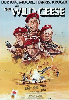 The Wild Geese (1978) 07/10/02