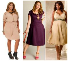DRESS TRENDS | Women's plus size clothing trends Spring Summer 2016 | http://dress-trends.com
