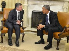 barack obama meets king abdullah 2015 - Google Search