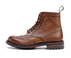 Josephy Cheaney & Sons 'Tweed' country boot.