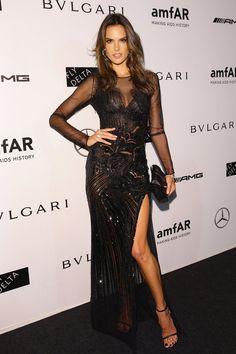 Alessandra Ambrosio - Versace