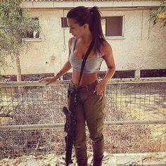 Las hermosas soldados de Israel - Taringa!