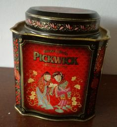 Pickwick Chinese thee melange
