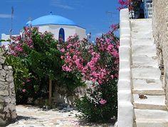 Antiparos Island - Greece: