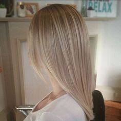 brown blonde hair with balayage highlights. If I decide to cut my hair I want it to look like this