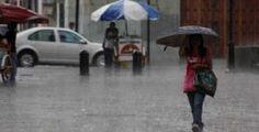 Se prevé lluvias con tormentas fuertes en Oaxaca para las próximas 24 horas