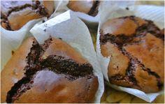 Muffins de chocolate - BioEscolha Sabores