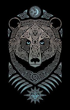 celtic dragon tattoo best stuff reckon Ben would like this click now. Norse Tattoo, Celtic Tattoos, Viking Tattoos, Maori Tattoos, Slavic Tattoo, Filipino Tattoos, Tribal Tattoos, Druid Tattoo, Tribal Bear Tattoo