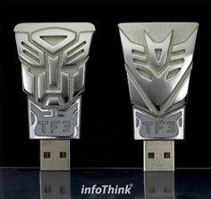 Transformers USB