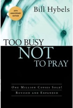 LOVED this book on prayer