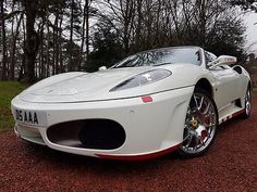 2012 #ferrari f430 spider f1 - one owner from new, only 500 miles. #world #class ,  View more on the LINK: http://www.zeppy.io/product/gb/2/152367007355/