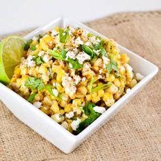 Esquites (Mexican Corn)