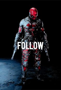 ALL WHO FOLLOW YOU: RED HOOD