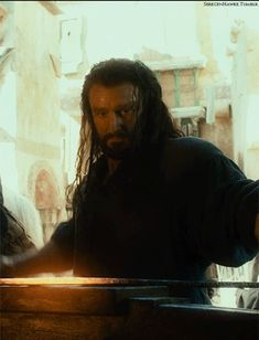 Blacksmith Thorin . My body is ready!