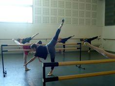 Stage Danza Ballet® Vagánova. Carolina de Pedro Pascual.  2 mayo, 2015. Conservatorio Superior de Danza (CSD) Institut del Teatre de Barcelona.