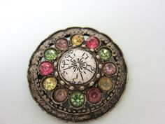 pink ladies brooch Art Deco style brooch Deco pingift for Vintage Pins, Vintage Brooches, Art Deco Fashion, Etsy Store, Celtic, Bracelet Watch, Pink Ladies, Gifts For Her, Pastel