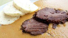 Svíčková na smetaně Steak, Pork, Beef, Eastern Europe, Kitchens, Kale Stir Fry, Meat, Pigs, Ox