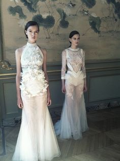 givenchy haute couture f/w 2011 by candy