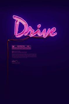 Drive Neon part 3 - Belgian, 3D designer and director Rizon Parein