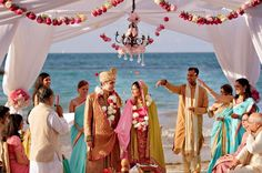 Destination Weddings needn't be lavish. With a little creativity and imagination, you can find your dream destination for your fairytale wedding.