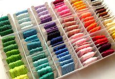 embroidery+thread+rainbow+1.jpg (640×443)