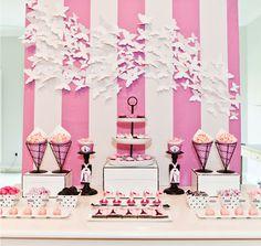 Girls Party decor