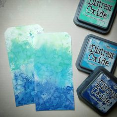Creating some mixed media tags with a Distress Oxide background. Love these inks so much! . #distressink #distresslove #distressinks #distressoxides #distressoxide #rangerink #timholtz #mixedmediatag #mixedmedia #mixedmediaart #artjournal #artjournaling #art #painting #cardmaking #card #papercrafts #scrapbooking #papercrafting #stamping #stencilart #colorlove #artist #artwork #collage #crafts #crafting