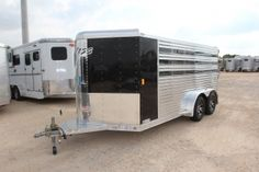 2016 Exiss 14' FT BP Low Pro Trailer www.ddfarmranchtrailers.com