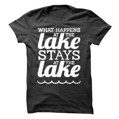 What Happens at the Lake T Shirt, Hoodie, Sweatshirt