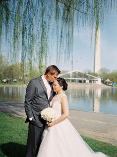 Classic Spring Wedding 13  1001weddings.com