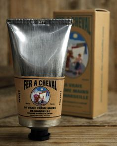 fer a cheval - Crafted with olive oil and shea butter, Fer A Cheval ($12) is a natural, rich hand creme made to keep dry winter hands supple and smooth