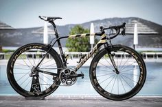 Vincenzo Nibali just got a new bike… and it's made out of real gold - Cycling Weekly