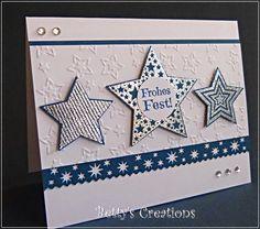 Bettys-creations: Vorschau: Sterne