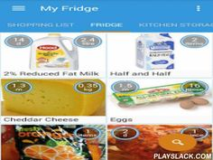 Fridge And Shopping  Android App - playslack.com ,  Version 2.0 is available! If you have any issues with the app, please contact us via support@fridgeandshopping.com. We respond to inquiries within 24 hours. The app helps you to:- make shopping lists;- monitor the prices and the cost of the whole shopping list;- search the goods by barcode;- sort your shopping cart depending on the location of the goods in the supermarket;- to follow the remnants of products in the fridge;- and other…