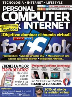 Personal computer & internet.  Nº 163, mayo 2016
