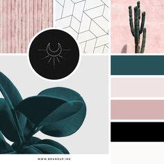 BrandUp Color Palette- Desert at Dusk Colour Schemes, Color Combos, Color Patterns, Green Colour Palette, Green Colors, Colours, Colores Art Deco, Website Color Palette, Desert Colors