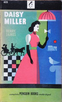 What should my research paper be on? Henry Miller....Daisy Miller?